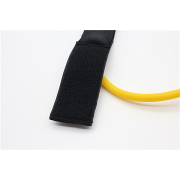 Double Layer Double Color Fitness Latex Resistance Band