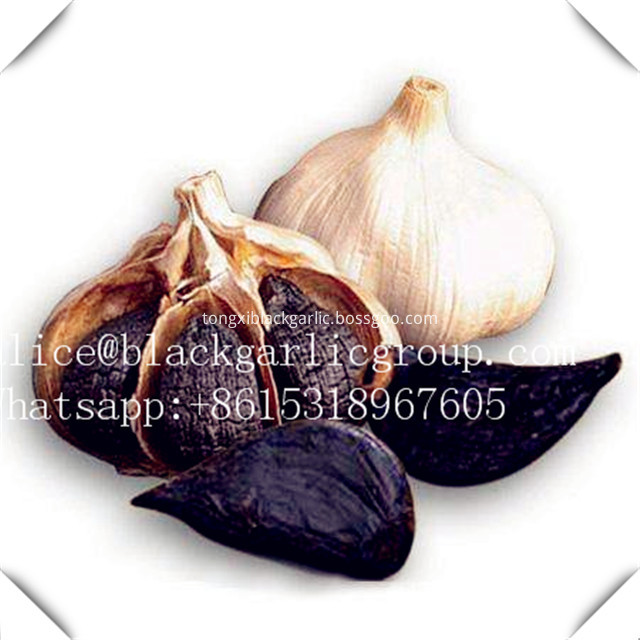 Multi Black Garlic 014