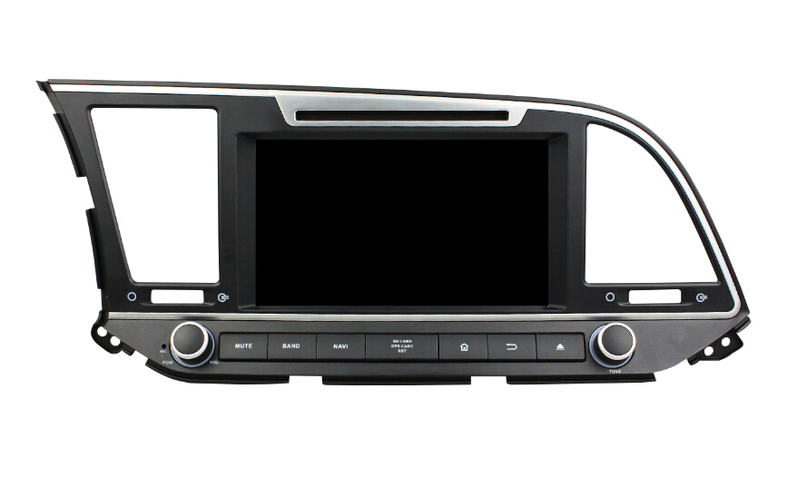 8 inch android car dvd player for Hyundai Elantra 2016