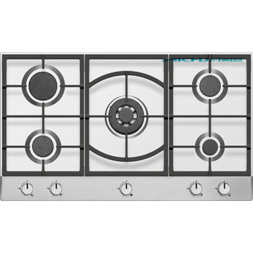 Faber Canada ElectricStove 5 Burners Stainless Steel