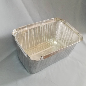Disposable Aluminium Foil Containers Food Use