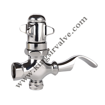 Forged  brass shower stop valve