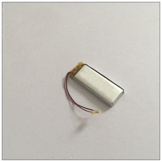 lithium battery 501745 3.7V 320mAh for small toys
