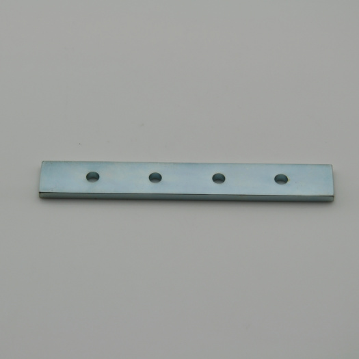 Rare earth neodymium block magnet with holes