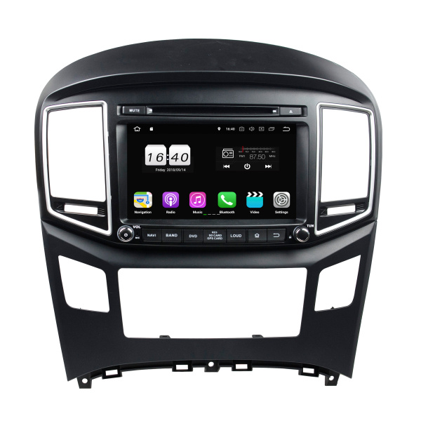 Android car dvd for H1