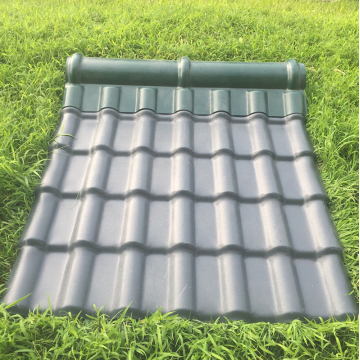Colombia hot sale pvc roofing sheet for warehouse