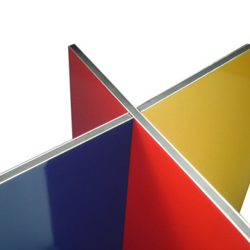 ISO Standard PE Coating Aluminum Composite  Panel