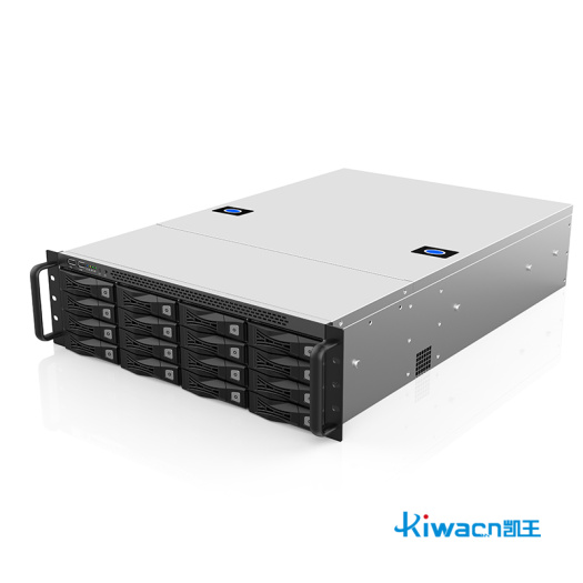 3u security storage server chassis