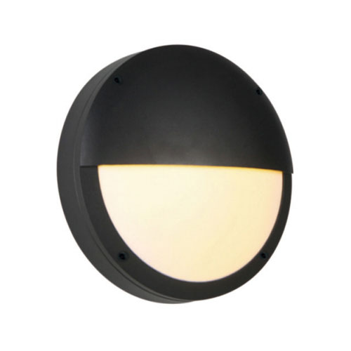 Charcoal Grey Porch 18W Outdoor Wall Light