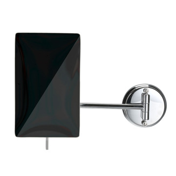 Lighted Folding Bathroom Mirror