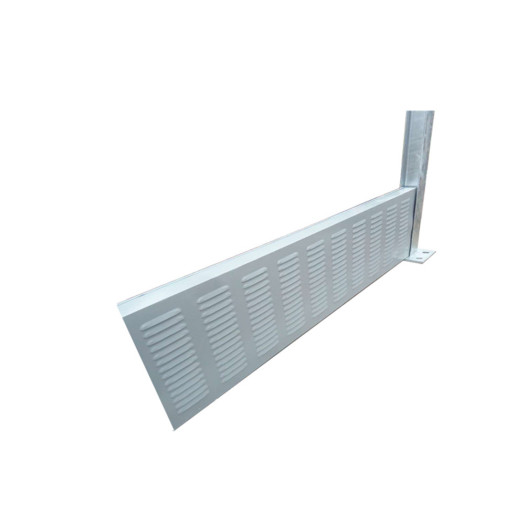 Powder Coated Sound Highway Noise Barrier
