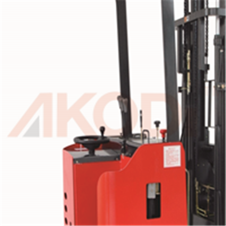 Heavy Duty Electric Reach Stacker