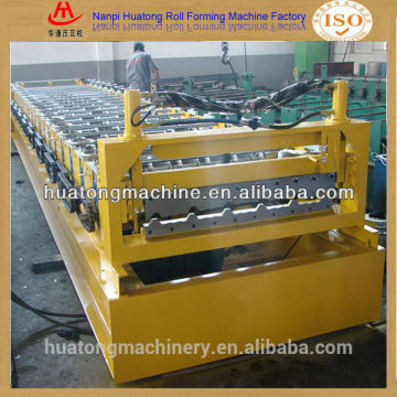 Indian Popular Metal Roofing Roll forming machine