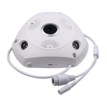 Fisheye Lens Night Vision WiFi Camera