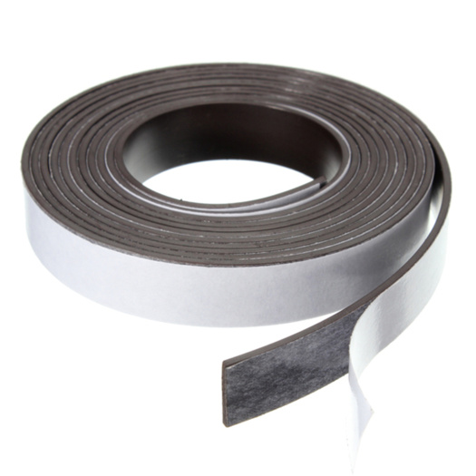 Flexible Self Adhesive Magnetic Strip Roll