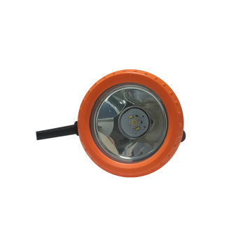 Safety LED lamp underground mining