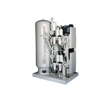 Integrated Medical Central  Gas Supply System