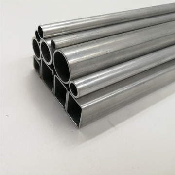 Smooth Aluminum Round Tubes