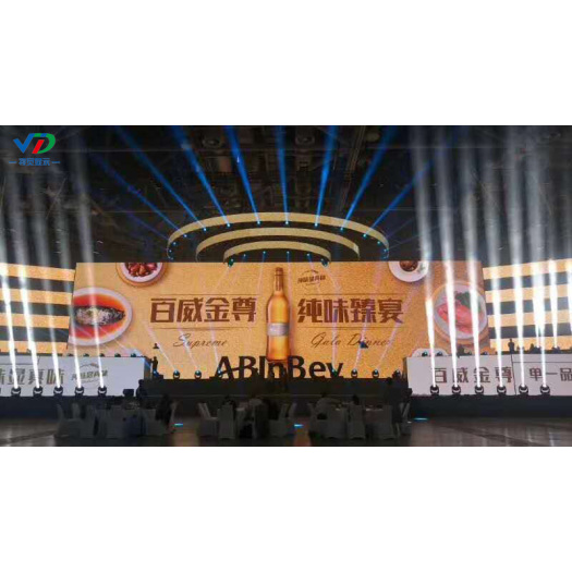 PH4.81 Outdoor Rental LED Screen with 500x1000mm Cabinet