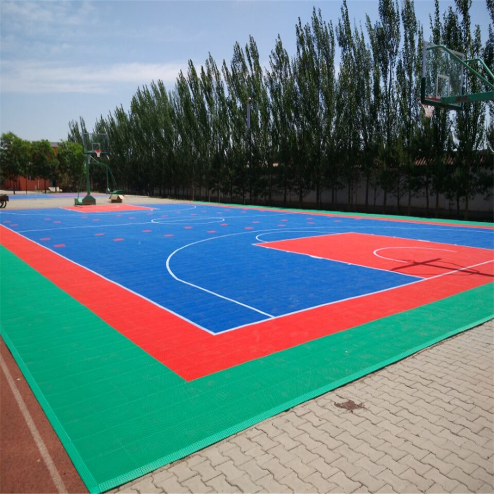 Basketball Court Tiles24