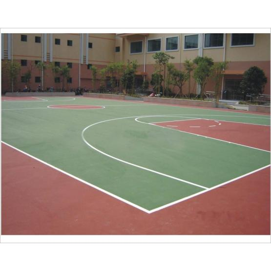 Anti UV Polyurethane Glue Binder Adhesive  Courts Sports Surface Flooring Athletic Running Track