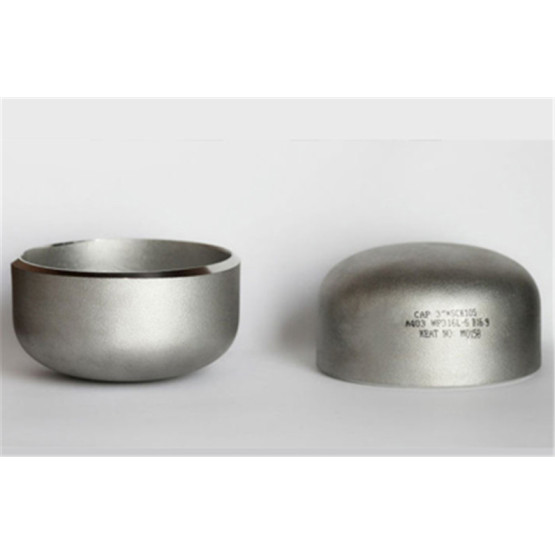 Stainless Steel 304/316L Butt-Weld Pipe Fitting Cap EN10253
