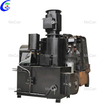 Hospital Medical Waste Garbage Electric Incinerator Machine