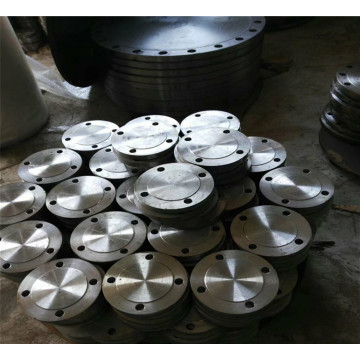 Forged Carbon Steel Blank Flanges
