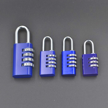 High Quality Bag Aluminium Padlock