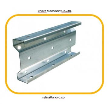 galvanized cold rolled forming strut channel