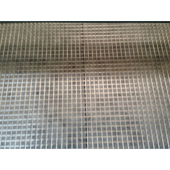 Coated Polyester Geogrid With Nonwoven Geotextile Composite