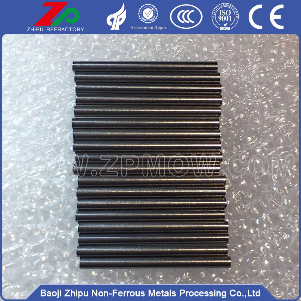 Low price 99.95% purity molybdenum rod