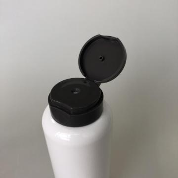 round PET bottle with flip cap 275ml