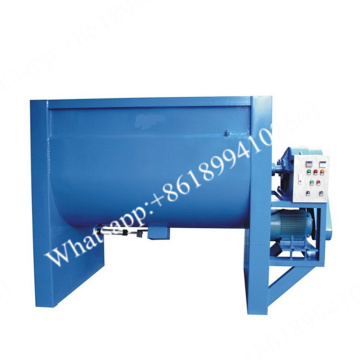 Horizontal Mixing Equipment Ribbon Mixer