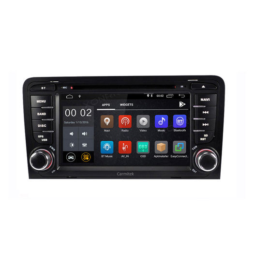 Car dvd Radio multimedia for Audi A3