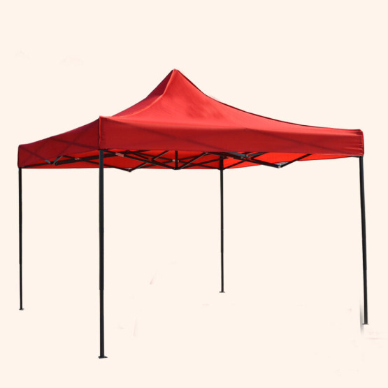 pop up steel frame event display tent