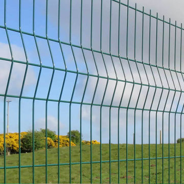 Welded Garden Fence Panel