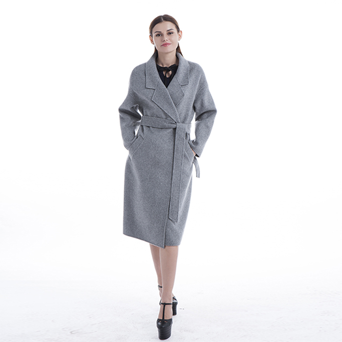 New styles gray winter coat