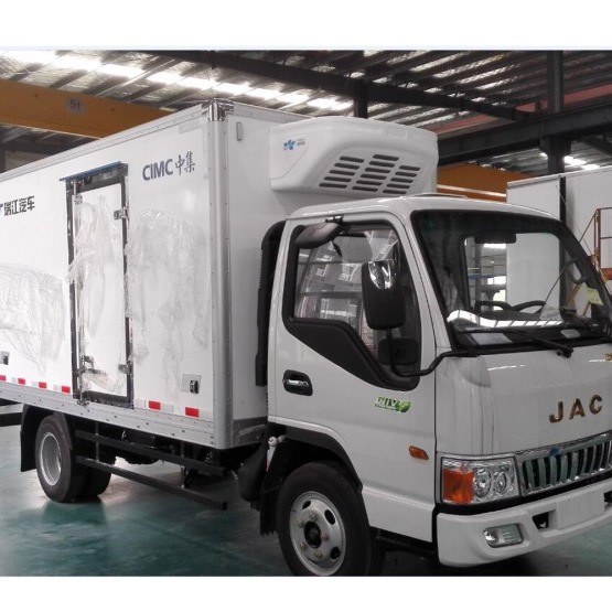 electric refrigeration for electric truck