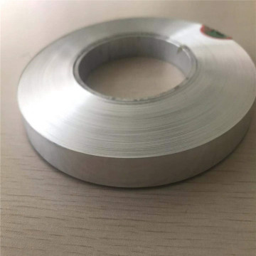 Aluminum brazing strip coil for heat exchange