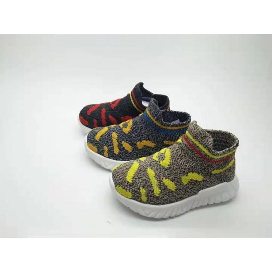 Child Flyknit Sports Shoes