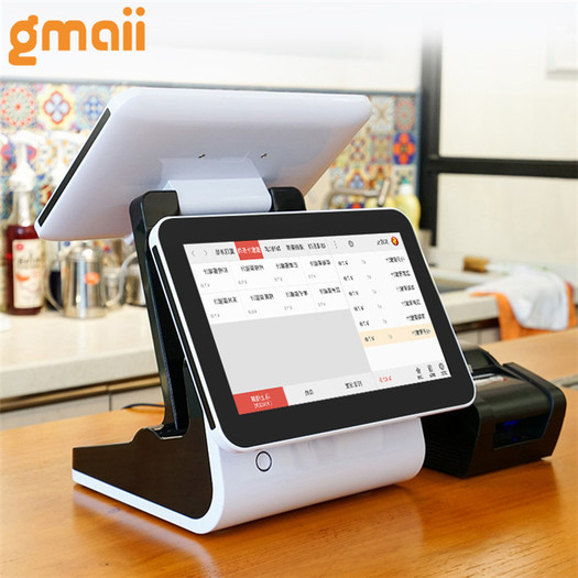 Tablet Billing Machine Pos Payment Terminal For Supermarket