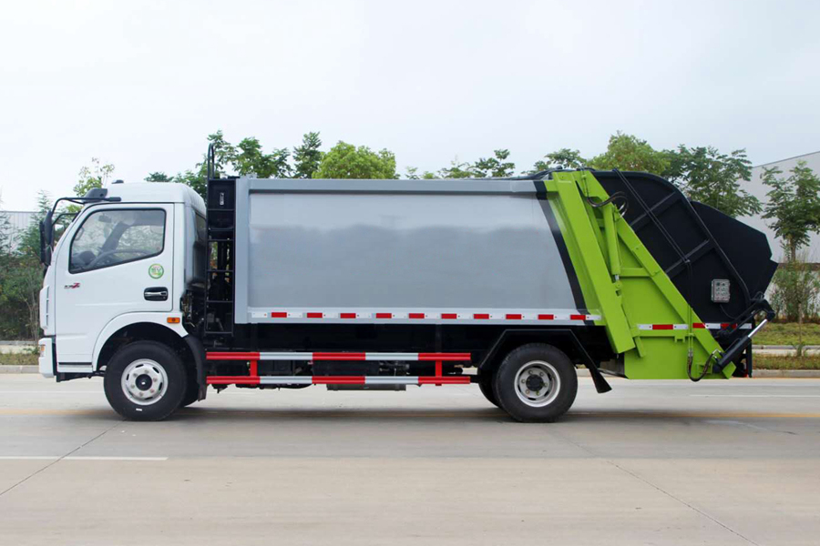 Waste Management Rear Loader Manufacturer