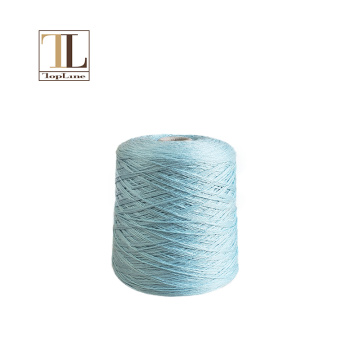 Consinee cashmere silk tape yarn blend