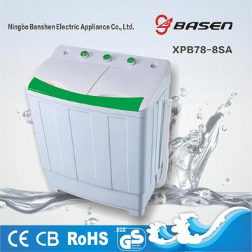 XPB78-8SA Semi Automatic 7.8KG Twin Tub Washing Machine