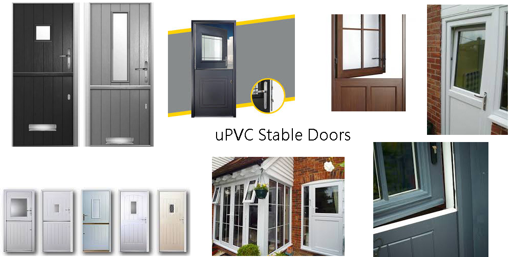 upvc stable doors from china
