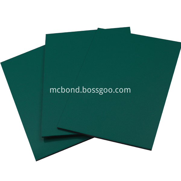 Fireproof Fire Retarded Aluminum Composite Panel
