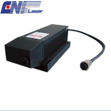 261nm ultraviolet passively Q-switched pulse laser