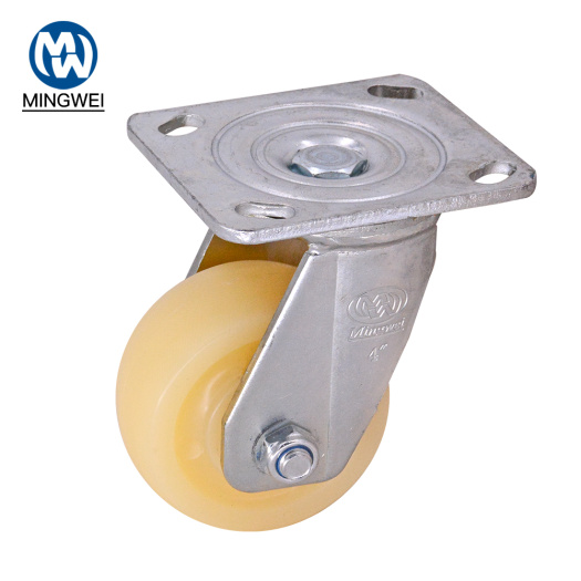 4 Inch Swivel PP Caster for Industrial Use