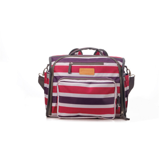 Diaper Bag Tote And Backpack